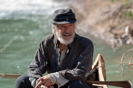 Harrison Ford as John Thornton