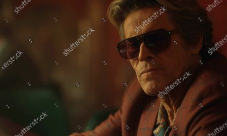 Stock Picture of Willem Dafoe as Dick McMahon