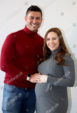 Rav Wilding and his wife Jill