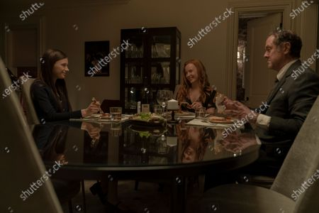 Nell Tiger Free as Leanne Grayson, Lauren Ambrose as Dorothy Turner and Boris McGiver as Uncle George