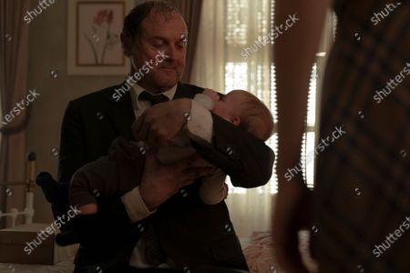Boris McGiver as Uncle George and Mason Belford/Julius Belford as Jericho