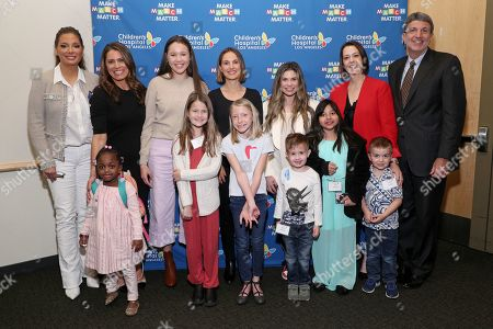 Kennedy Lewis, Dawn Wilcox,Grace Rose, Natalie Portman, Saylor Pierson, Danielle Fishel Karp, Elliott Fletcher, Kairi Ramirez, Alex Carter, Pierce Kelly and Paul S. Viviano