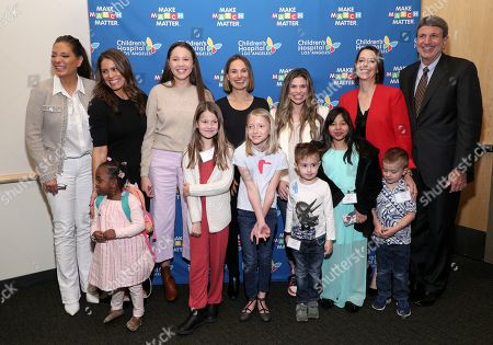 Kennedy Lewis, Dawn Wilcox,Grace Rose, Ella Annear, Natalie Portman, Saylor Pierson, Danielle Fishel Karp, Elliott Fletcher, Kairi Ramirez, Alex Carter, Pierce Kelly and Paul S. Viviano