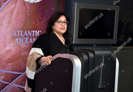 Ivonne Higuero, Secretary-General, Convention on International Trade in Endangered Species of Wild Fauna and Flora (CITES)