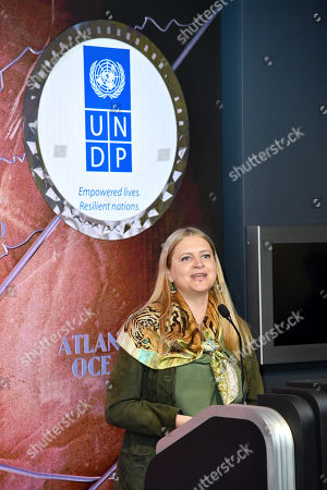 Adriana Dinu, Deputy Director, Bureau for Policy and Programme Support, United Nations Development Programme (UNDP)