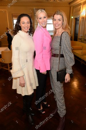 Editorial picture of 'Cash & Rocket' Annual International Woman's Day Lunch, Hotel Cafe Royal, London, UK - 02 Mar 2020