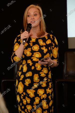 Editorial image of 'Cash & Rocket' Annual International Woman's Day Lunch, Hotel Cafe Royal, London, UK - 02 Mar 2020