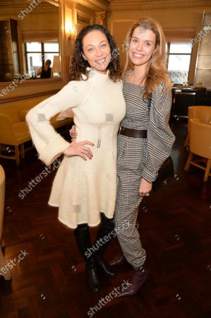 Editorial photo of 'Cash & Rocket' Annual International Woman's Day Lunch, Hotel Cafe Royal, London, UK - 02 Mar 2020