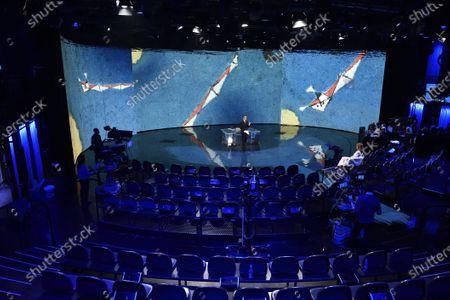 Editorial photo of 'Che tempo che fa' TV show, Milan, Italy - 02 Mar 2020