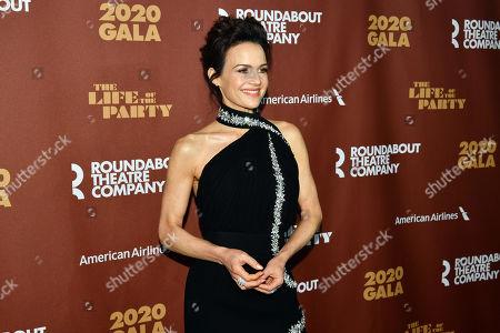 Stock Photo of Carla Gugino