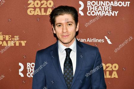 Stock Picture of Michael Zegen
