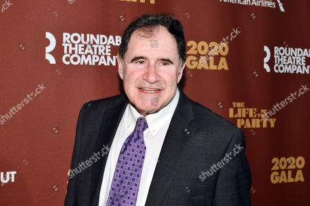 Editorial photo of Roundabout Theatre Company's Annual Gala, Arrivals, The Ziegfeld Ballroom, New York, USA - 02 Mar 2020