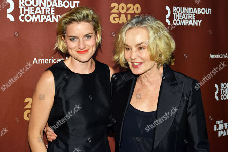 Editorial image of Roundabout Theatre Company's Annual Gala, Arrivals, The Ziegfeld Ballroom, New York, USA - 02 Mar 2020