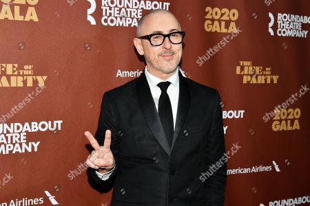 Editorial image of Roundabout Theatre Company's Annual Gala, Arrivals, The Ziegfeld Ballroom, New York, USA - 02 Mar 2020