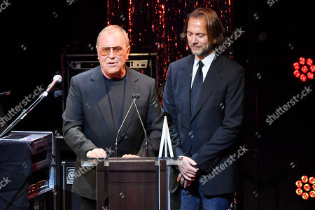 Stock Picture of Michael Kors and Lance LePere