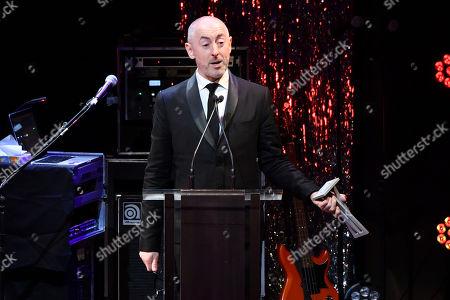 Editorial picture of Roundabout Theatre Company's Annual Gala, Inside, The Ziegfeld Ballroom, New York, USA - 02 Mar 2020