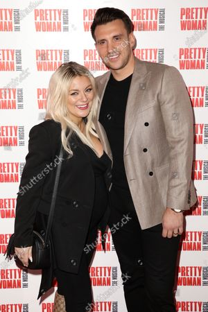 Sheridan Smith and Jamie Horn