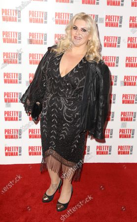 Editorial image of 'Pretty Woman' musical, Arrivals, London, UK - 02 Mar 2020