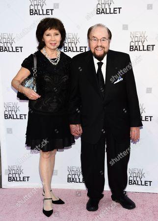 Kedakai Lipton, James Lipton. James Lipton, right, and his wife Kedakai at the New York City Ballet's Fall Fashion Gala in New York. Lipton died, of bladder cancer at his New York home, his wife told the New York Times and the Hollywood Reporter. He was 93