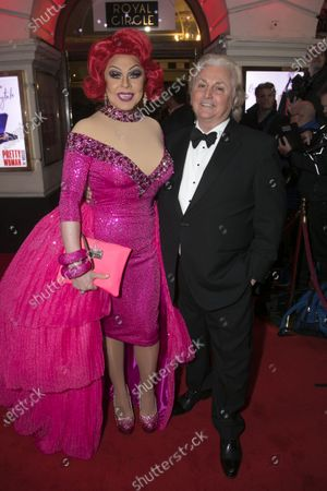 Editorial image of 'Pretty Woman: The Musical' musical, Gala Night, London, UK - 02 Mar 2020