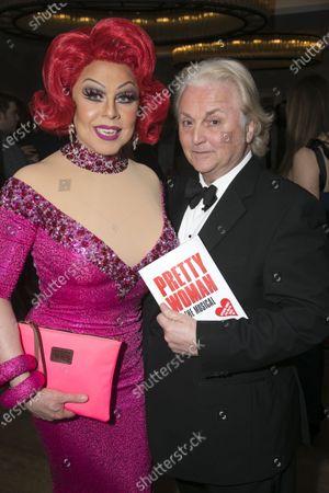 La Voix and David Emanuel
