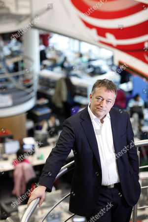 Editorial picture of Peter Rippon, Editor of 'News Night' at BBC Television Centre in White City, London, Britain - 19 Nov 2009