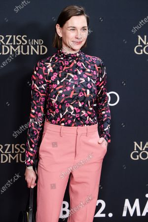 Editorial picture of Narcissus and Goldmund photocall in Berlin, Germany - 02 Mar 2020