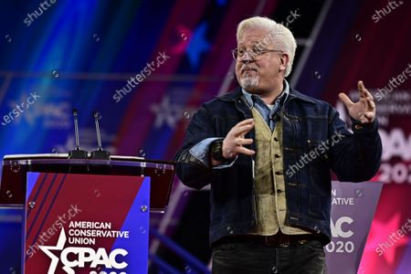 Glenn Beck, Blaze TV speech at the Conservative Political Action Conference (CPAC) at the Gaylord National Resort and Convention Center in National Harbor