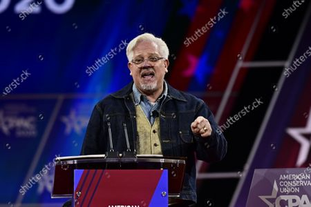 Editorial picture of Conservative Political Action Conference (CPAC), Oxon Hill, USA - 29 Feb 2020