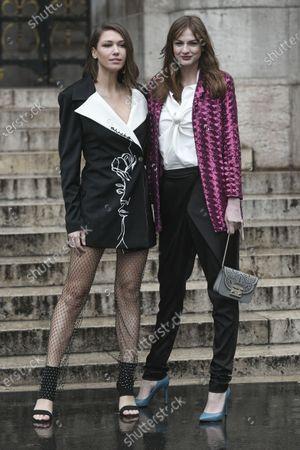 Landiana Cerciu and Julie Ianc
