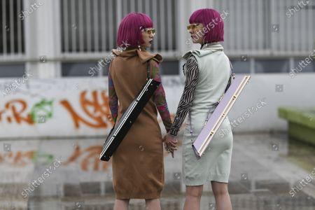 Amiaya - Ami Suzuki and Aya Suzuki