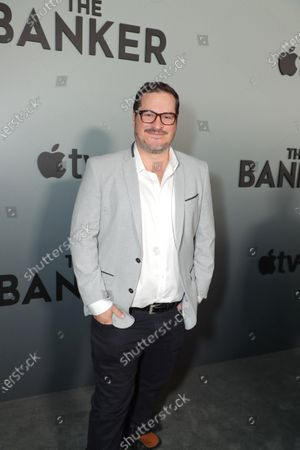 """H. Scott Salinas, Composer, attends Apple's """"The Banker"""" premiere at The National Civil Rights Museum. """"The Banker"""" opens in select theaters on March 6, before premiering globally on Apple TV+ on March 20."""
