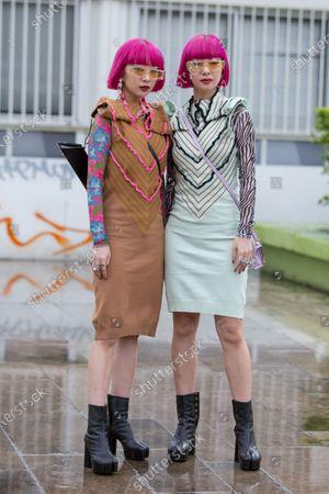 Amiaya - Aya Suzuki and Ami Suzuki