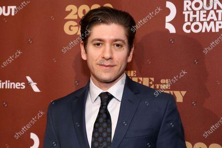 Editorial picture of Roundabout Theatre Company's Annual Gala, Arrivals, The Ziegfeld Ballroom, New York, USA - 02 Mar 2020