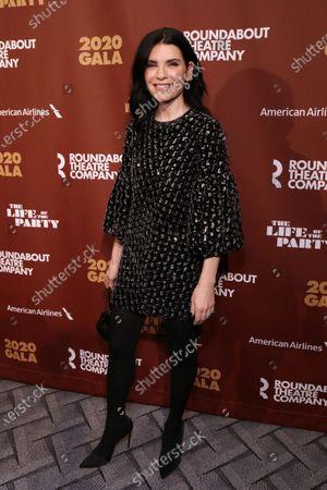 Editorial photo of Roundabout Theatre Company's Annual Gala, Arrivals, The Ziegfeld Ballroom, New York, USA - 02 Mar 2020