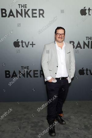 Stock Photo of H. Scott Salinas