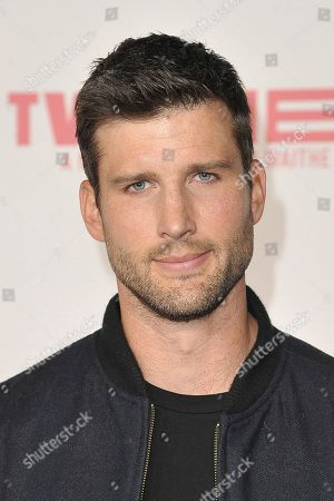 """Parker Young attends the LA premiere of """"Twenties"""" at Paramount Pictures Studio, in Los Angeles"""