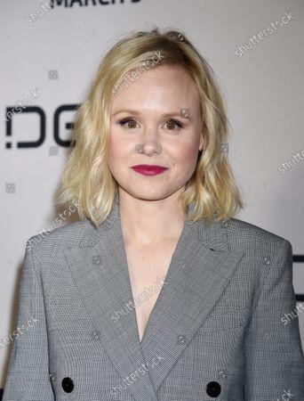 Editorial image of 'Devs' TV show premiere, Los Angeles, USA - 02 Mar 2020