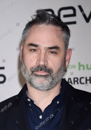 Stock Image of Alex Garland