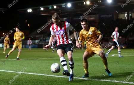 Lee Martin of Exeter City.