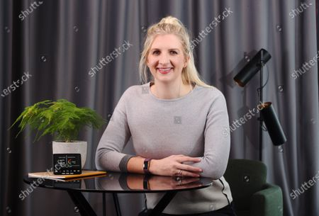 Stock Image of A new campaign fronted by double Olympic champion Rebecca Adlington launches today, highlighting the £650m of 'invisible' waste that we as a nation could save by upgrading our outdated energy system.