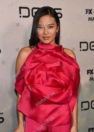 Stock Photo of Christine Ko