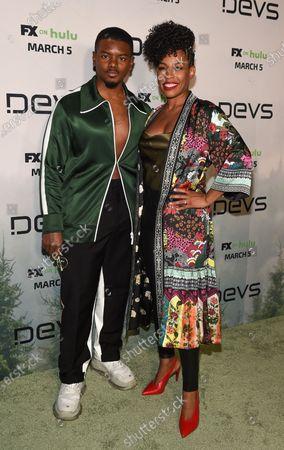 Editorial image of 'Devs' TV show premiere, Arrivals, Los Angeles, USA - 02 Mar 2020