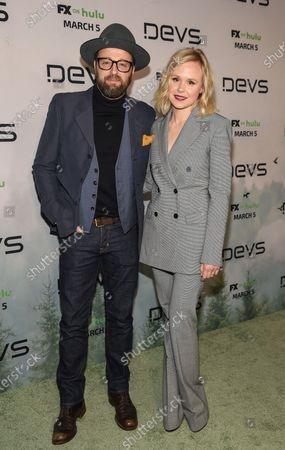 Editorial photo of 'Devs' TV show premiere, Arrivals, Los Angeles, USA - 02 Mar 2020