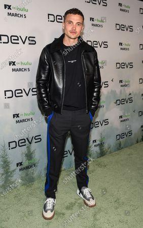 Editorial picture of 'Devs' TV show premiere, Arrivals, Los Angeles, USA - 02 Mar 2020