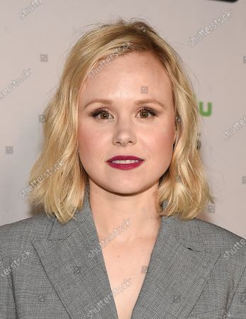 Stock Image of Alison Pill