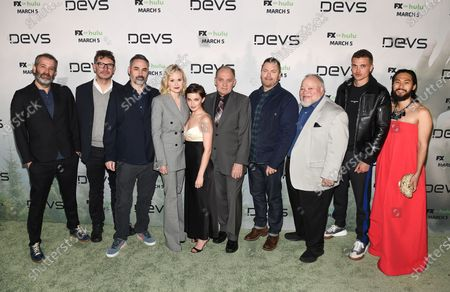 Editorial picture of 'Devs' TV show premiere, Arrivals, Los Angeles, USA - 02 Mar 2020