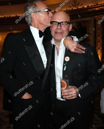 Chris Corbin and Harry Hill