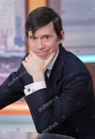 Editorial image of 'Good Morning Britain' TV show, London, UK - 03 Mar 2020