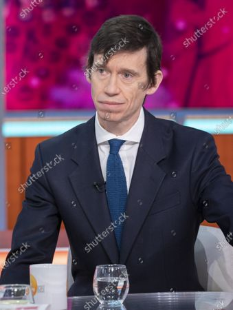 Stock Picture of Rory Stewart